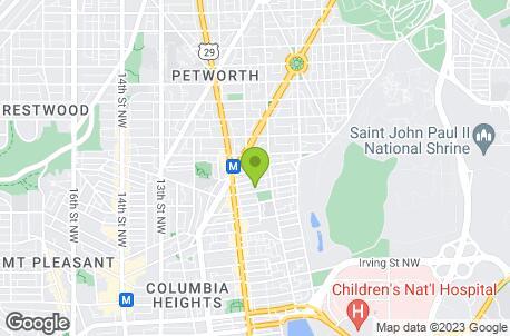 733 PRINCETON PLACE NW #2 WASHINGTON, DC 20010